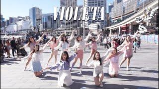 [KPOP IN PUBLIC CHALLENGE] IZ*ONE (아이즈원) - 비올레타 (Violeta) in Australia