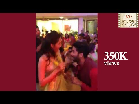 Watch Mira Match Shahid's Steps - Shahid Kapoor's Exclusive Wedding Video