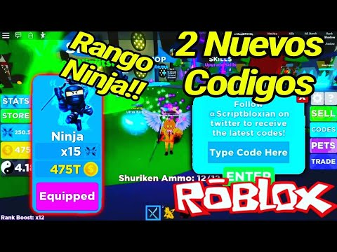 New Helicoptero De Hielo Glider Simulator Roblox 2 Nuevos Codigos Para Ninja Legends Rango Ninja En La Nueva Actualizacion De Ninja Legends