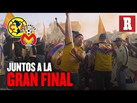 Color América vs Morelia 2-0 | América pasa a LA GRAN FINAL