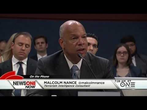 Former DHS  Secretary Jeh Johnson Says DNC Refused Help In Containing Russian Hacking