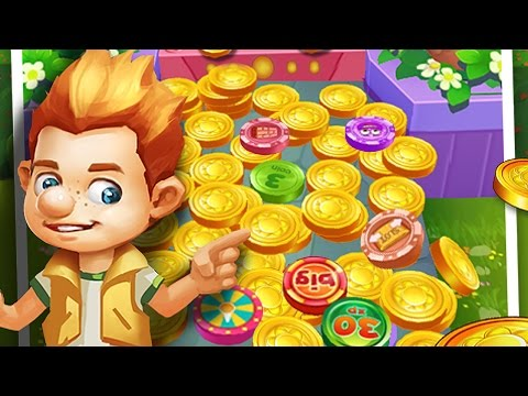 Coin Mania: Garden Dozer - Android Gameplay
