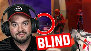 FIRST LEGALLY BLIND PRO!? | 100T Hİko VALORANT Highlights
