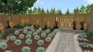 3d Yard Plans - Wahsatch