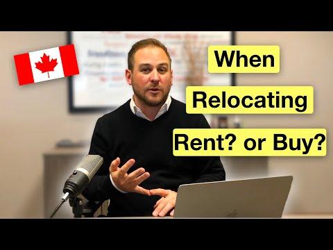 Waterloo Region 🇨🇦 Rent Vs Buy 🏠