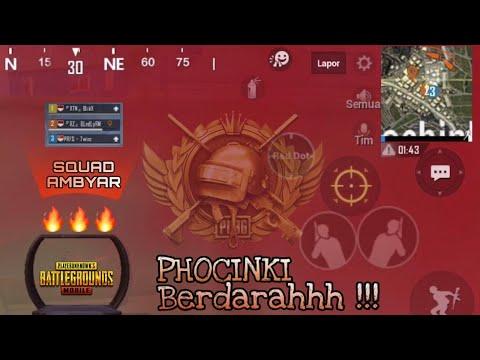 3 Squad Ambyar Habisi Rakyat Phocinki Pubg Mobile Youtube