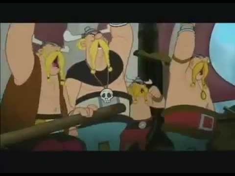 Asterix and the Vikings Trailer