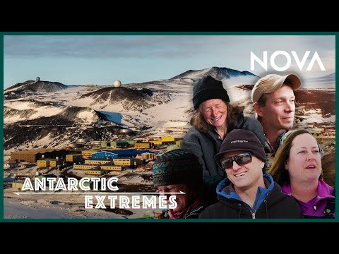 What is it Like to Live in Antarctica? | Antarctic Extremes