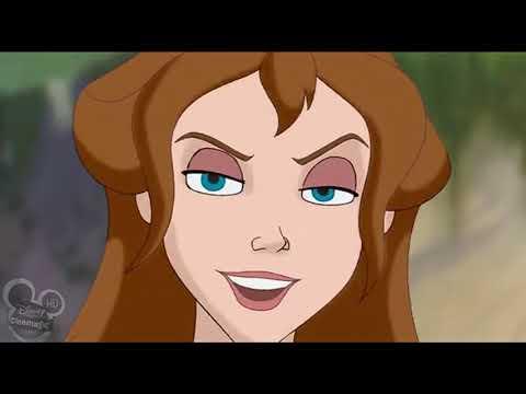 Legenda lui Tarzan Episod 27(Jane este posedata de regina La)