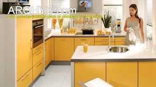 Los colores ideales para la cocina y el comedor
