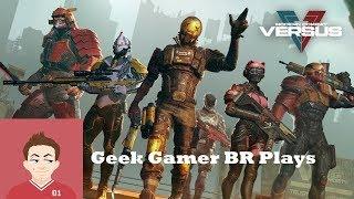 Conquistando a Zona! - Geek Gamer BR Plays: Modern Combat Versus
