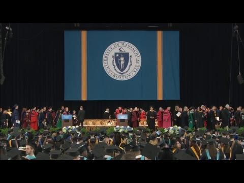 2018 Commencement Graduate Ceremony