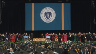 2018 Commencement Graduate Ceremony thumbnail