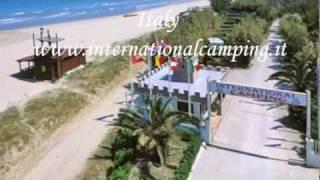 International Camping Torre Cerrano, Abruzzo, Italy