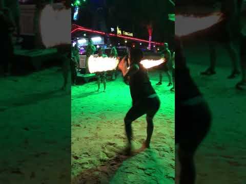 Ark Bar Beach Show, Chaweng, Koh Samui