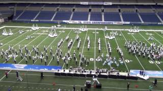 2016 Keller Indian Band UIL 6A State Finals 11/09/2016