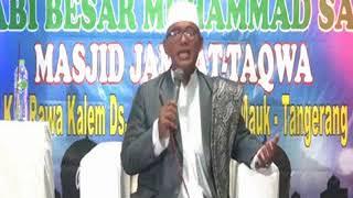 Rajaban rawa kalem 2018 - KH. Sobari