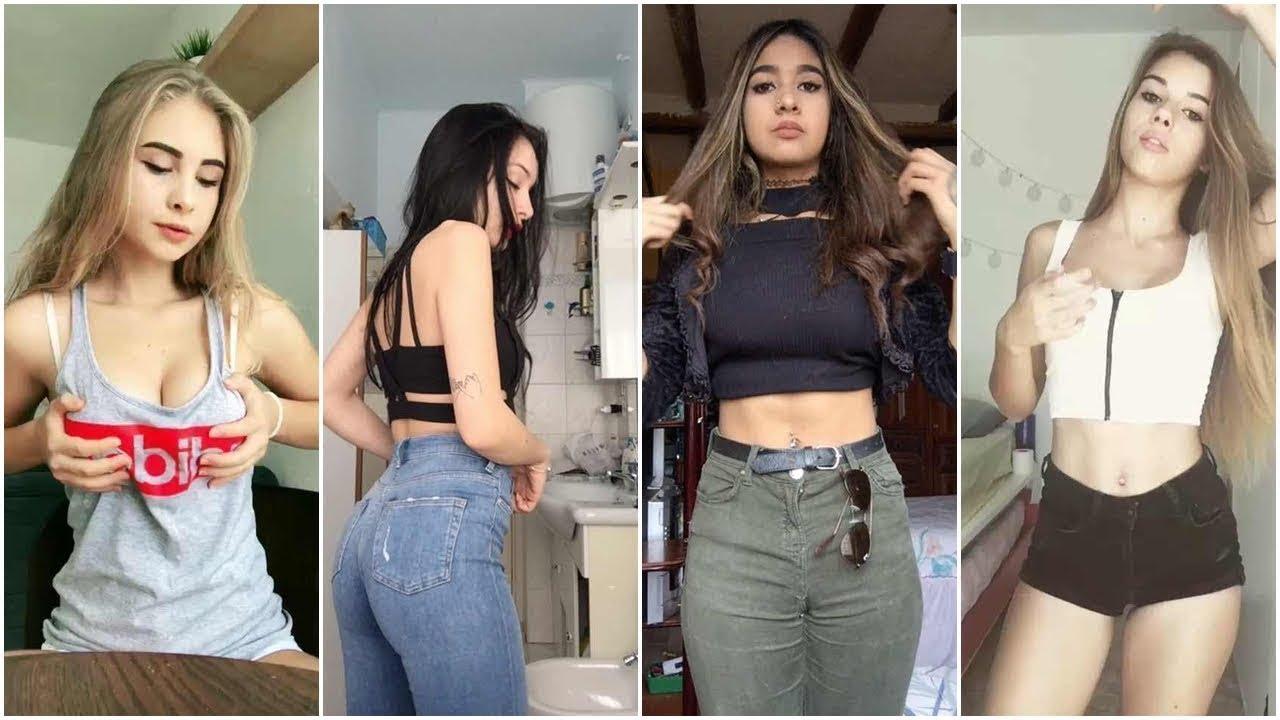 Sexiest Tik Tok Girls Ironic Memes - Youtube-7876