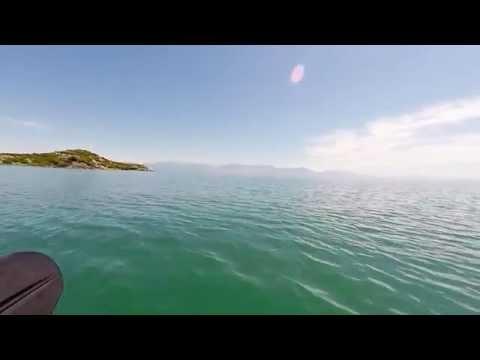 Kayaking Lake Skadar