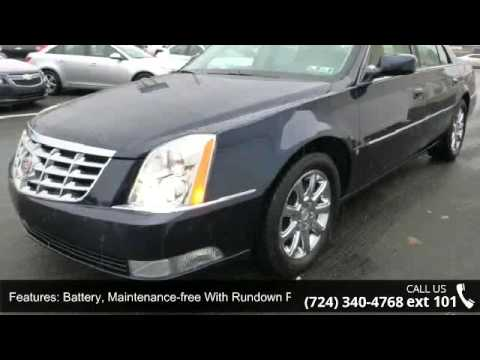 2008 Cadillac DTS   Baierl Chevrolet   Wexford, PA 15090