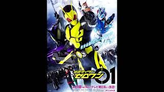 Kamen Rider Zero-One OP promo size