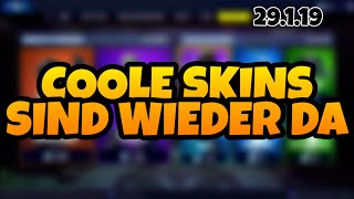 FORTNITE DAILY ITEM SHOP 29.1.19 | COOLE SKINS ARE BACK THERE!!
