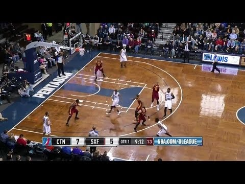 Highlights of DeAndre Liggins (19p/7a) in Game 3 vs. Canton Charge