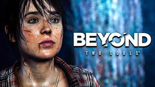 ОЧЕНЬ АТМОСФЕРНАЯ ИГРА НА PS5 ➤ Beyond: Two Souls