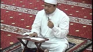 Download Ustaz Wan Mohd Hazim - Bacaan Surah Yasin, Tahlil dan  Al Kahfi - Khamis,3 Disember 2015