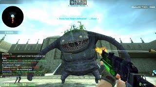 CS:GO - Zombie Escape Mod - ze_ffxiv_wanderers_palace_v5 - GUC Server