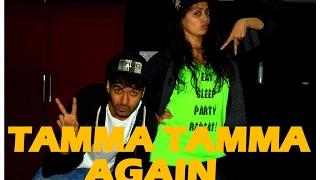 Tamma Tamma Again | Zumba fitness dance choreography | Vicky & Aakanksha