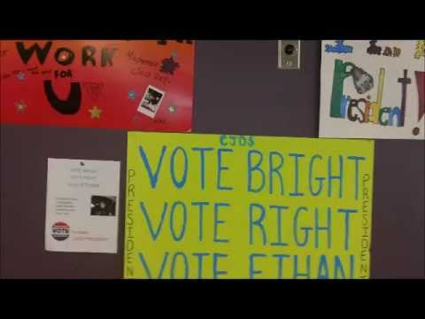 CJDS Primary Election Posters.wmv - YouTube
