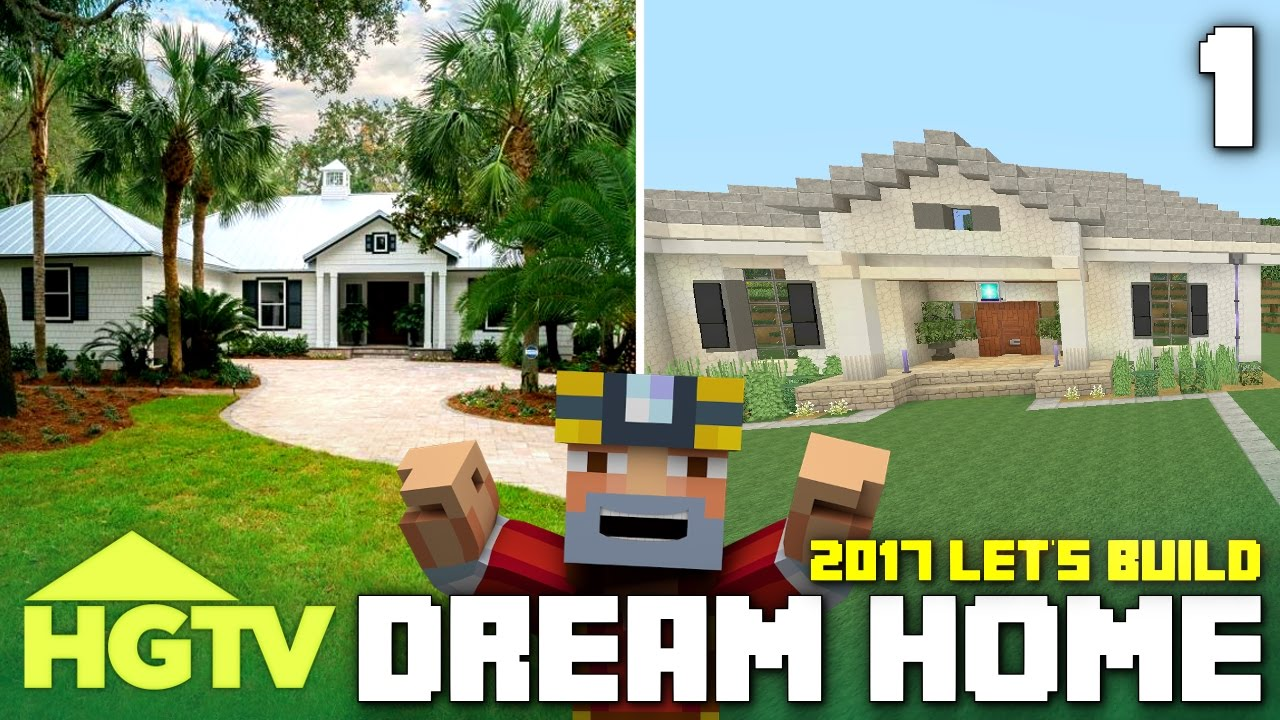 Minecraft Xbox One Let 39 S Build The Hgtv Dream Home 2017