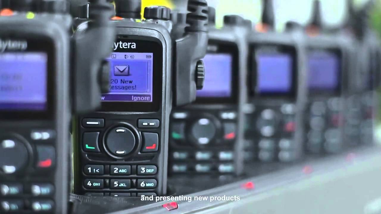Hytera an Introduction by LakelandCom.com 847-245-4800