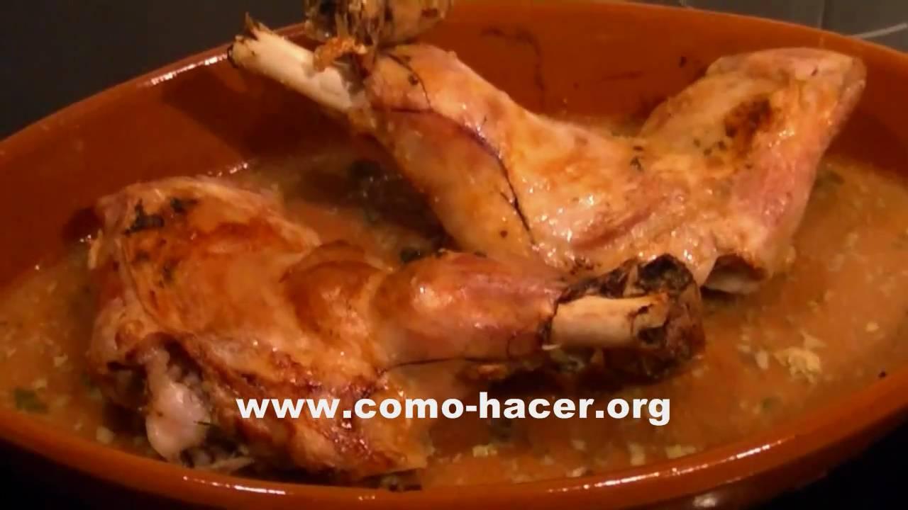 Genial como cocinar pierna de cordero im genes pierna de for Cocinar paletilla de cordero
