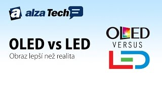 LED versus OLED: V čem se liší technologie moderních televizí? - AlzaTech #204