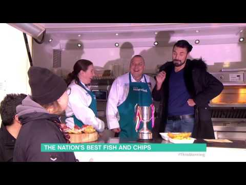 The Nation's Best Fish And Chips | This Morning