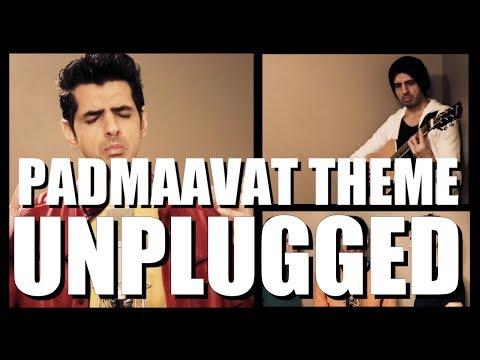 Padmaavat Theme's Real Singer Singing Unplugged Version Sanjay Leela Bhansali  Ranveer Singh