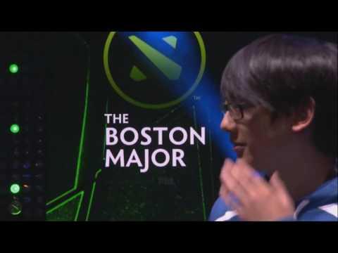 Boston major main event slacks interviewing aui 2000 after epic comeback vs  ehome