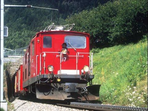 026 Furka-Oberalp-Bahn, from Brig to Oberwald - REOS full DVD