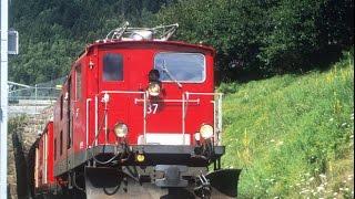 2000 [SD] Furka-Oberalp-Bahn, from Brig to Oberwald - REOS 026 full DVD