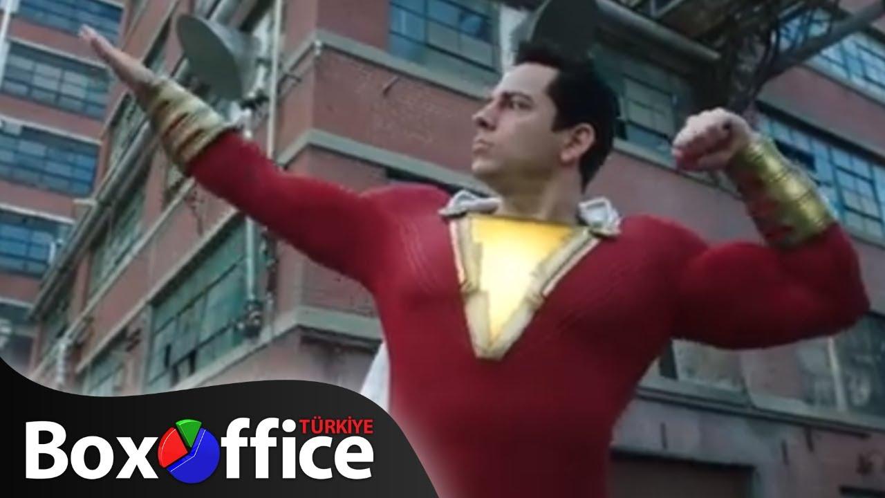 Shazam! 6 Güç: Fragman 2 (Türkçe Dublajlı)