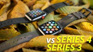 Apple Watch Series 4 vs Series 3: Worth the extra $120?