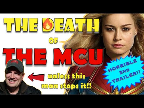 CAPTAIN MARVEL will turn the MCU over to SJWs and WEIRDOS, unless KEVIN FEIGE saves it!