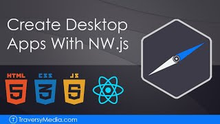 Gambar cover Create Desktop Apps With Web Technologies - NW.js