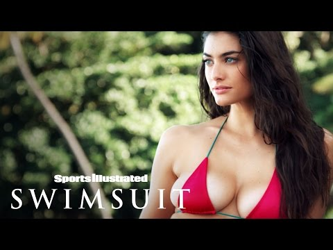 Lauren Mellor Takes You On Her Exotic St. Lucia Excursion   Intimates   Sports Illustrated Swimsuit