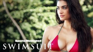 Lauren Mellor Takes You On Her Exotic St. Lucia Excursion | Intimates | Sports Illustrated Swimsuit