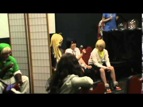 Valhallacon 2016 - 18+ Cosplay Dating Game