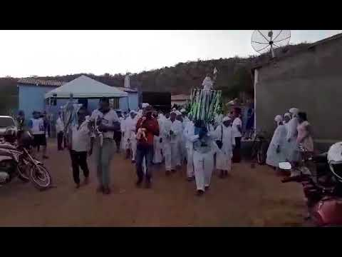 #Encerramento do Novenario de São Gonçalo de Amarante no Km 42 ,Em Santa Brígida Bahia 10/01/2020