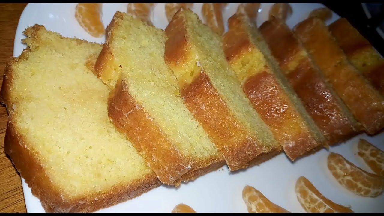 مطبخ أم أسيل كيك البرتقال خفيف و منعش Gateau Orange Youtube